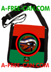 """KWANZAA OUDJAT RBG"" by A-FREE-CAN.COM - (Sac à bandoulière)"