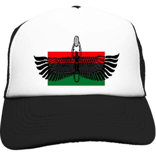 """KHEPER RBG"" v1 (Unisex) by A-FREE-CAN.COM - (Casquette)"