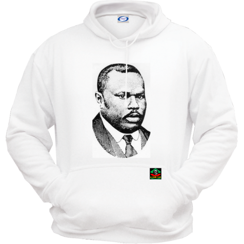 "SWEATSHIRT à Capuche / HOODIE, Unisex: ""MARCUS GARVEY"" by A-FREE-CAN.COM"