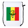 "Drawstring Backpack: ""WORLD 2018 SENEGAL"" by A-FREE-CAN.COM"
