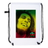 """BERHANE SELASSIE (bob marley) v1"" by A-FREE-CAN.COM - (Drawstring Backpack)"