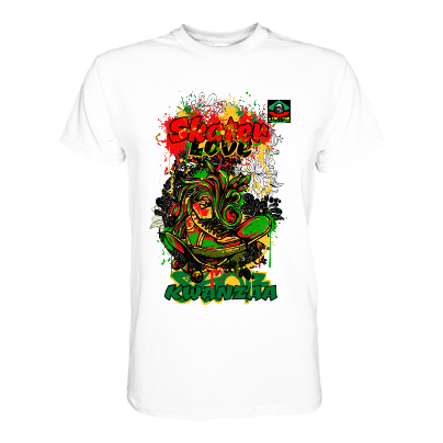 """RBG SKATERS LOVE KWANZAA v2"" by A-FREE-CAN.COM (T-SHIRT pour Hommes)"