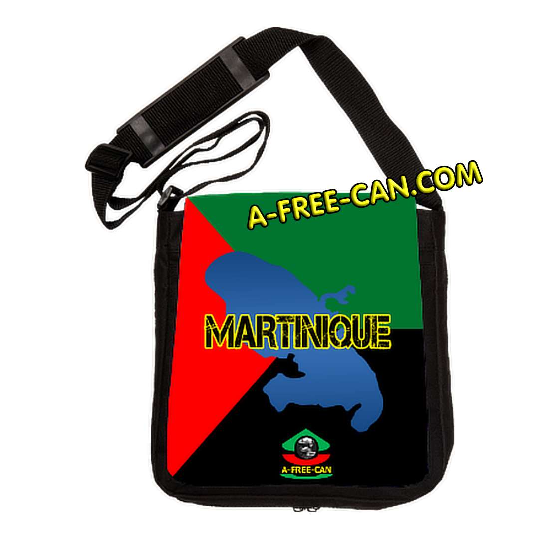 """MARTINIQUE INDEPENDENCE BAG (v2)"" by A-FREE-CAN.COM - (Sac à bandoulière)"