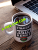 """STRAIGHT OUTTA KEMET"" by A-FREE-CAN.COM - (2 Mugs par lot)"