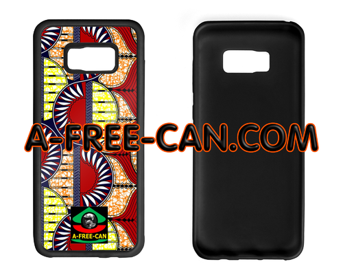 "Coque wax 2D pour smartphone: ""KANDAKA"" by A-FREE-CAN.COM"
