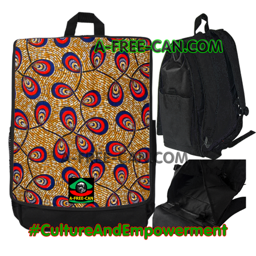 "Grand Sac à Dos: ""WAX TONDOLO v1"" by A-FREE-CAN.COM"