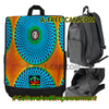 "Grand Sac à Dos: ""MWINI GYE NYAME v1"" by A-FREE-CAN.COM"