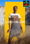 """WAX TONDOLO v1"" by A-FREE-CAN.COM - (T-Shirt pour Femmes)"