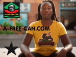 """WAKANDA PANTHERS"" by A-FREE-CAN.COM - (T-Shirt pour Femmes)"