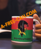"""SANKARA REVOLUTION vFlag"" by A-FREE-CAN.COM - (2 Mugs par lot)"