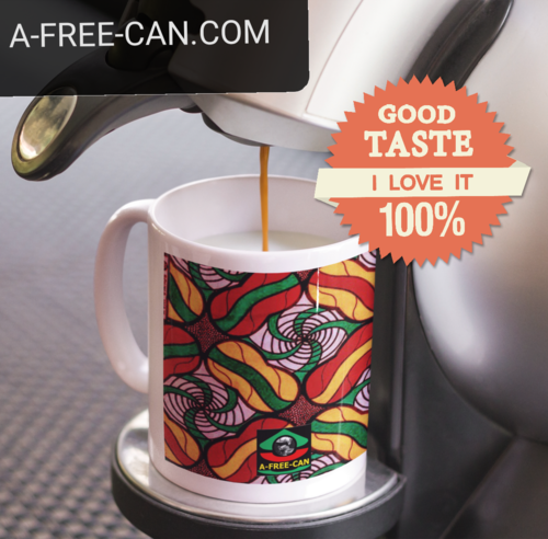 """LIYOTO v1"" by A-FREE-CAN.COM - (Pack de 2 Mugs)"