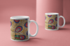 """TONDOLO v1"" by A-FREE-CAN.COM - (2 Mugs par lot)"