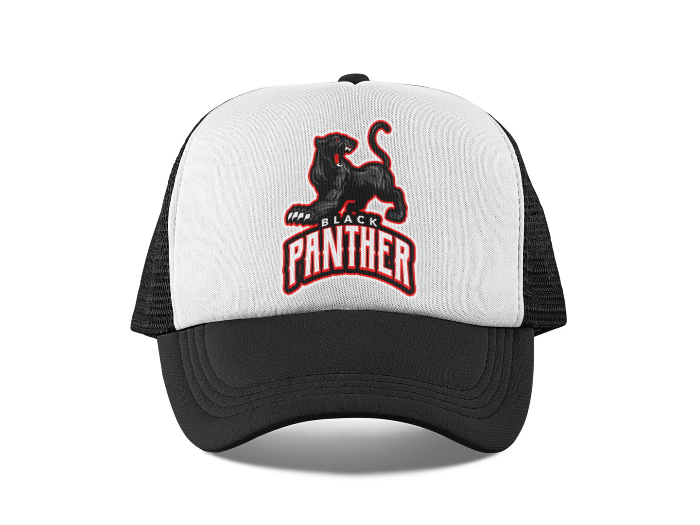 """BLACK PANTHER (vNgo1)"" by A-FREE-CAN.COM - (Casquette Unisex)"