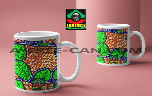 """MOVENDA"" by A-FREE-CAN.COM - (2 Mugs par lot)"