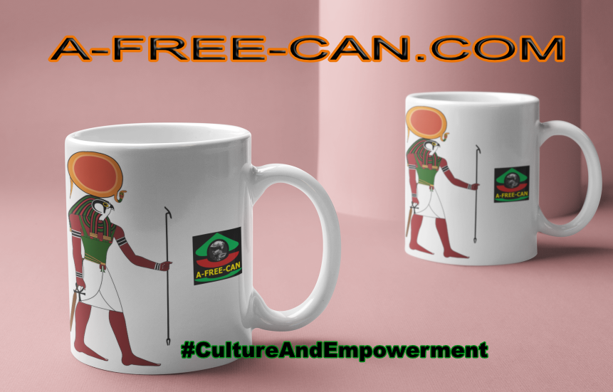 """RE"" by A-FREE-CAN.COM - (Pack de 2 Mugs )"