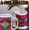 """MWINI (v2)"" by A-FREE-CAN.COM - (Pack de 2 Mugs)"
