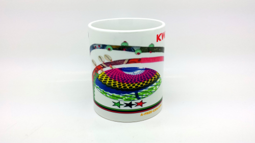 """KWANZAA 6250"" by A-FREE-CAN.COM - (1 Mug)"