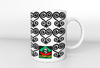 """SANKOFA 2.24 MULTIMAX"" by A-FREE-CAN.COM - (Mug Adinkra)"