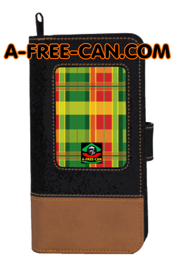 "Portefeuille Madras: ""GWO KA"" by A-FREE-CAN.COM"