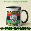 """MARCUS GARVEY v1.3"" by A-FREE-CAN - (Mug)"