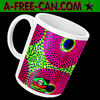 """MWINI (v2.1)"" by A-FREE-CAN - (Mug)"