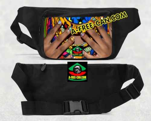 """MABOKO"" (Sac Banane) by A-FREE-CAN.COM"