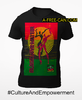 """BLACK LOVE MATTER rbg V1"" by A-FREE-CAN.COM - (T-SHIRT pour Hommes)"