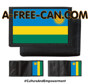 """RWANDA"" by A-FREE-CAN.COM - (Portefeuilles pfscn)"