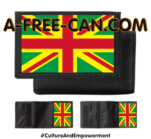 """UK REGGAE"" by A-FREE-CAN.COM - (Portefeuilles pfscn)"